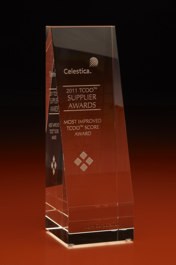 Celestica Recognizes KOA Corporation with a 2011 Total Cost of Ownership Supplier Award