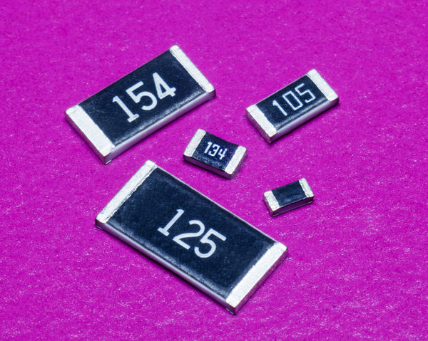 New High Voltage HV73V Thick Film Chip Resistor for Automotive Applications